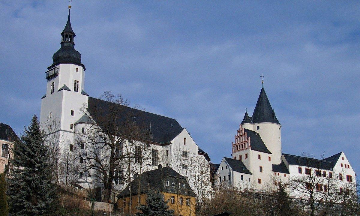 Ferienwohnung in Schwarzenberg / Erzgebirge mit 4 Sterne Komfort
